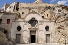 Un progetto sperimentale per tre chiese rupestri di Matera