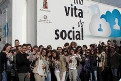 """A Matera la campagna """"Una vita da social"""" della Polizia"""