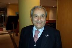 De Ruggieri apre la conferenza stampa sull'incontro di Bruxelles