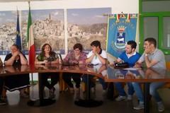Parco IV Evangelisti, Genitori H24 presenta la nuova altalena per disabili