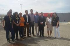 Questione migranti, i consiglieri Rosa e Fragasso visitano il C.a.r.a. di Matera