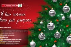 """""""Il dono più prezioso? Il sorriso!"""": è l'iniziativa di Despar Centro-Sud per il Natale 2016"""
