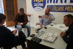 Noi con Salvini chiede lo sgombero di immigrati dal C.a.r.a. di via Nazionale