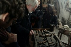 Gli allievi della Scuola di Restauro di Matera al Museo-Laboratorio della Civiltà contadina