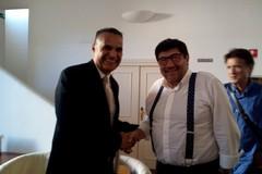 L'Ambasciatore neozelandese Patrick Rata a Matera