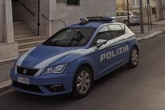 Attività di controllo della Polizia a Matera, un arresto e una denuncia