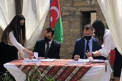 Turismo e cooperazione, missione in Azerbaigian