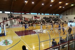 Olimpia Matera sconfitta a Campli all'overtime