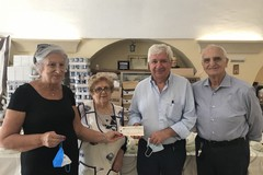 Solidarietà, donazione de La Scaletta alla mensa dei poveri