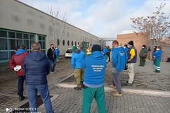 Bennardi incontra i lavoratori forestali