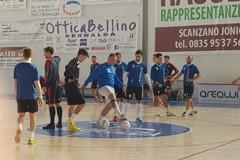 Calcio a 5 - serie B, pari tra Real Team Matera e Ruvo