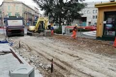 Matera, riaprono i cantieri delle opere pubbliche