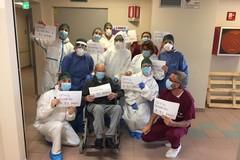 Coronavirus: a 93 anni guarisce e viene dimesso da ospedale