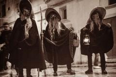 Le maschere lucane sfilano in Croazia