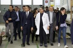 """Di Maio visita """"Calia"""" a Matera. E annuncia: """"Nuove opportunità per imprese"""""""