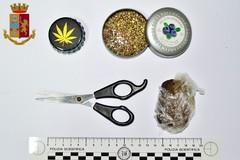 Arrestato per possesso di droga