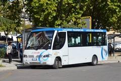 Autobus ecocompatibili a Matera