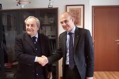 Firmato protocollo d'intesa fra il Comune di Matera ed Exprivia