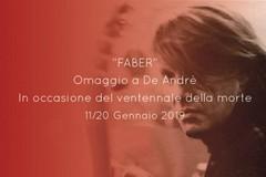 """""""Faber"""", omaggio a Fabrizio De Andrè"""