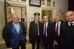 Il ministro Delrio visita le Fal
