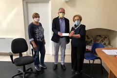 Donazione dalla Federfarma alla rete CiBus