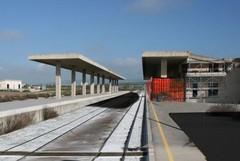 La provincia di Matera senza treni