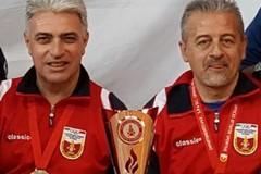 Due vigili del Fuoco di Matera ai campionati italiani interforze di Terni