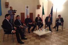 Santo Versace a Matera, tra impresa sociale e cultura