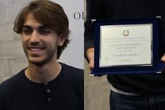 2° posto alle Olimpiadi Nazionali di Filosofia per il materano Francesco Colucci