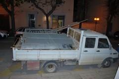 Ruba un furgone nei Sassi, arrestata una donna