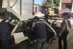 Furti di auto e mezzi agricoli, un arresto
