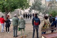 """Parco Murgia materana, inaugurato il """"giardino del silenzio"""""""