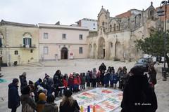 Il gioco dell'oca materana, dalla piazza alla scuola