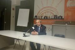 Primo incontro con la stampa per il nuovo sindaco