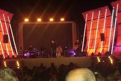 Successo per il concerto di Mango a Matera