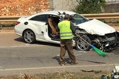 Incidente sulla statale Altamura - Matera