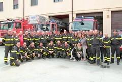 A Matera il 26esimo raduno nazionale dei vigili del fuoco