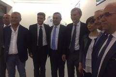 FAL, Ministro Delrio: Stazione Matera Villa Longo esempio modernità ed efficienza