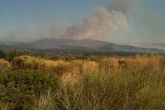 Servizio antincendio al Parco della Murgia Materana