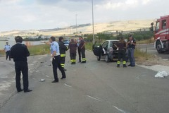 Scontro tra due auto. Muore 69enne di Matera