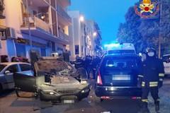 Incidente in via San Pardo, due feriti