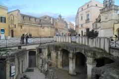 Ai turisti piacciono gli ipogei della Città dei Sassi