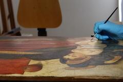 """Mostra """"La materia del restauro"""", conservare il patrimonio dalla pietra alla plastica"""