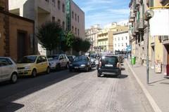 Lavori in via Lucana, chiusura notturna via Lanera e via Gramsci