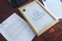 """""""La carta di Matera, il lascito del G20 al mondo"""""""