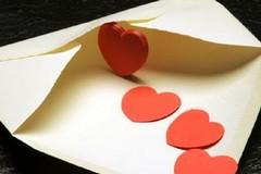 """Arriva il Premio """"la più bella lettera d'amore anonima"""""""