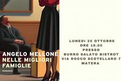 """Presentazione libro Angelo Mellone """"Nelle migliori famiglie"""""""