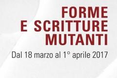 """Al Circolo La Scaletta la mostra """"Forme e scritture mutanti"""" di Carbone e Giunta"""