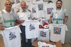 """Sequestrate magliette false del """"Jova Beach Party"""" a Policoro"""