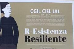"""Marcia della """"R-esistenza resiliente"""" a Matera"""